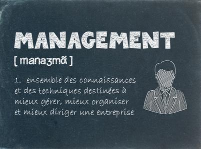 «MANAGEMENT» – Définition (équipe business ressources humaines)